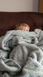 Poorly cuddles