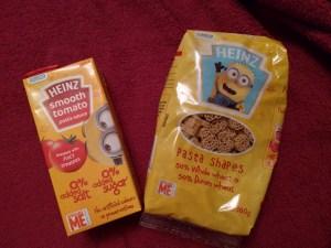 Heinz Kid's Pasta Shapes