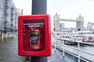 Heinz London Emergency Box