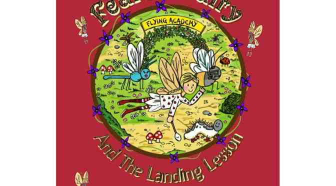 Fearne Fairy and the Landing Lesson – Book Review