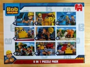 Bob the Builder 9in1