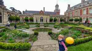 #RailAdventure Somerleyton Hall
