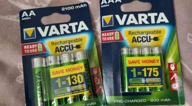 A Constant Battle – Toys vs Batteries