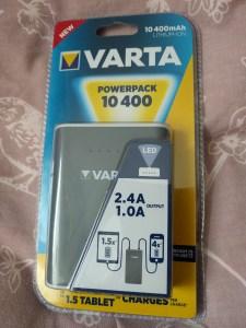 Varta Powerpack