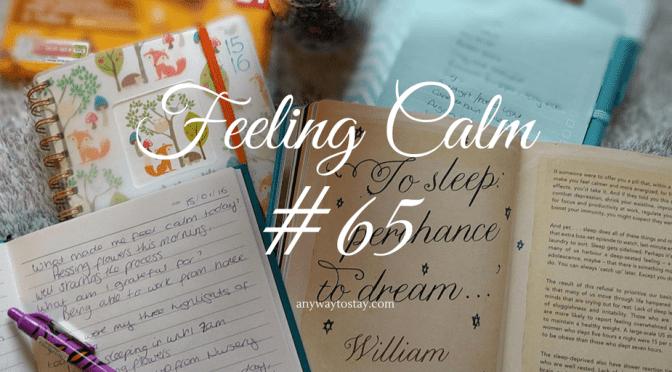 Feeling Calm #65
