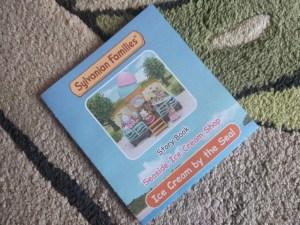 Sylvanian Seaside Ice Cream Shop