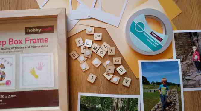 Make Your Father's Day with Hobbycraft