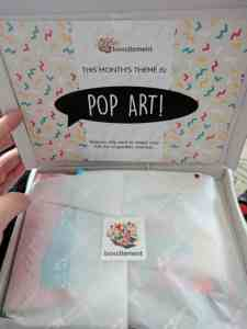 Boxcitement Pop Art