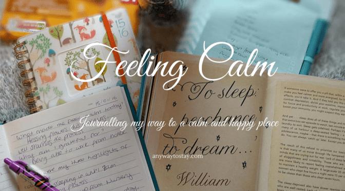 Feeling Calm #149
