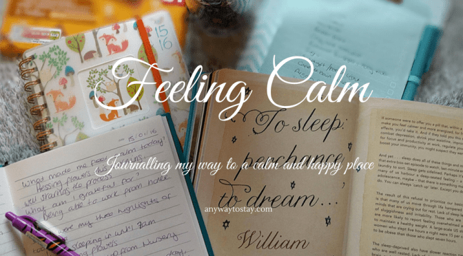 Feeling Calm #152