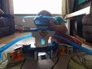 World airport playset from Super Wings
