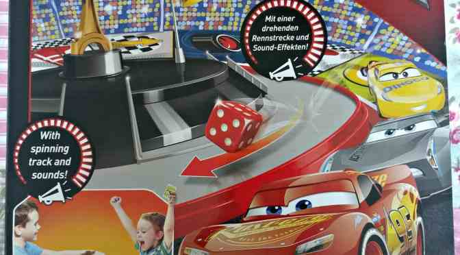 Cars 3 Piston Cup Race Game Review & Competition