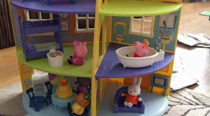 Peppa Pig's Family Home – Review