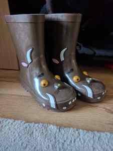 Gruffalo wellington boots