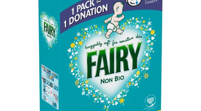 Fairy Non Bio and GOSH