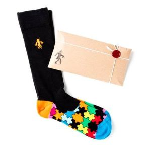 Quiet Rebellion Socks