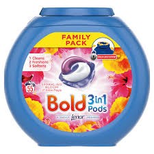 New Bold 3 in 1 PODS