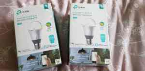 TP-Link LB130 Smart Bulbs in the box