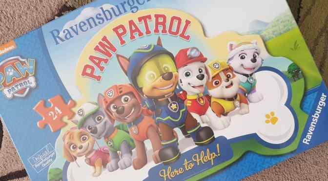 Paw Patrol Puzzle