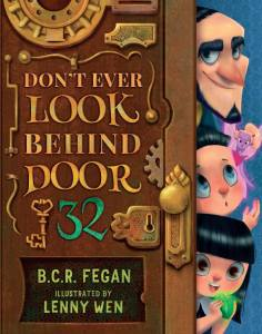 Don't Look Behind Door 32 Cover