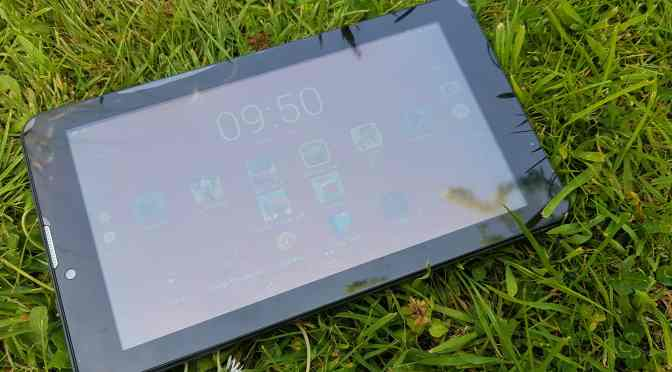 Nuu Mobile T2 Tablet – Reveiw