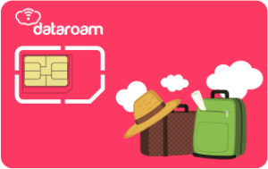 Dataroam International SIM