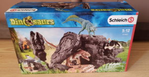 Schleich Dino Set with Cave