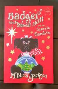 Badger the mystical mutt