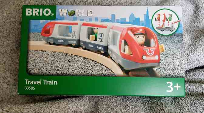 BRIO Travel Train Review