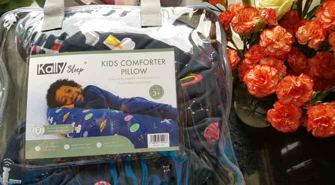Kally Kids Sleep Pillow