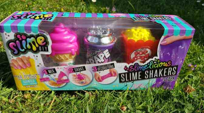 Amazing Scented Slime