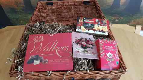 Prestige Hampers Christmas Hamper