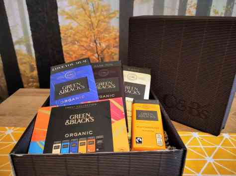 Green & Blacks Mother's Day Hamper
