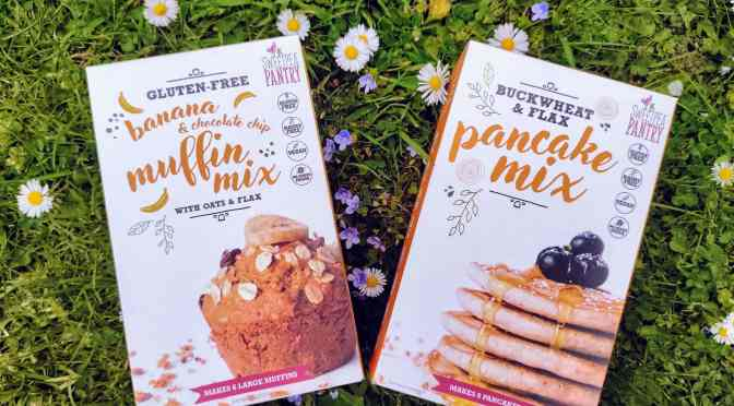 Baking with Sweetpea Pantry