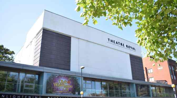 Fun with Norwich Theatre this half term