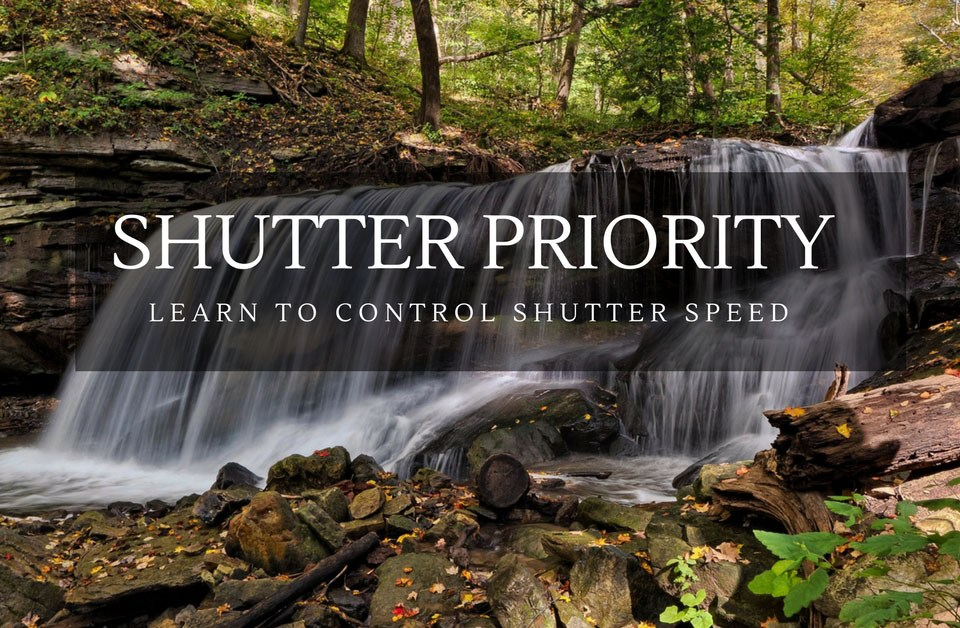 What Is Shutter Priority Mode?