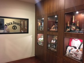 Hotels Sports Bar; Someplace else