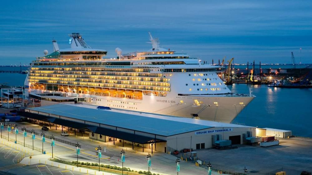 houston to galveston cruise transportation