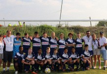 ANZA Soccer in the IberCup in Spain