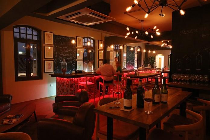 13% Gastro Wine Bar, Telok Ayer