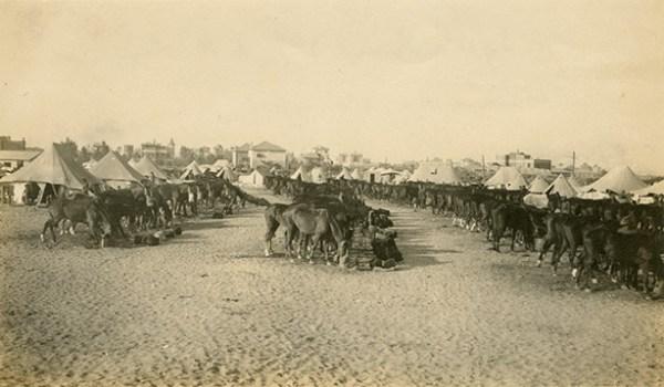 The Battle of Beersheba