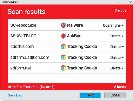 Hitman Pro 3.8.0 Crack