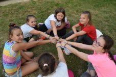 Táboroztak a gyermekek Nagykárolyban az egyházmegye református gyerekei (16)