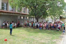 Táboroztak a gyermekek Nagykárolyban az egyházmegye református gyerekei (17)