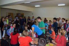 Táboroztak a gyermekek Nagykárolyban az egyházmegye református gyerekei (2)