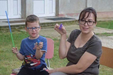 Táboroztak a gyermekek Nagykárolyban az egyházmegye református gyerekei (36)