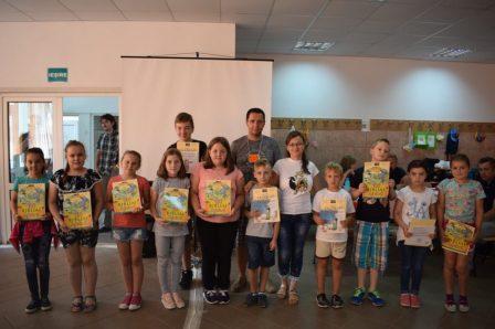 Táboroztak a gyermekek Nagykárolyban az egyházmegye református gyerekei (49)