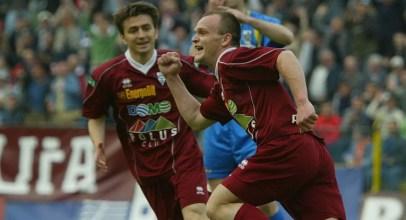 CFR Cluj - FCM Bacau 4-0. 05.05.2006. etapa a-26-a. campionat 2005-2006.
