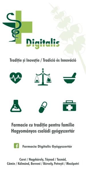 Nagykároly, Digitalis Gyógyszertár