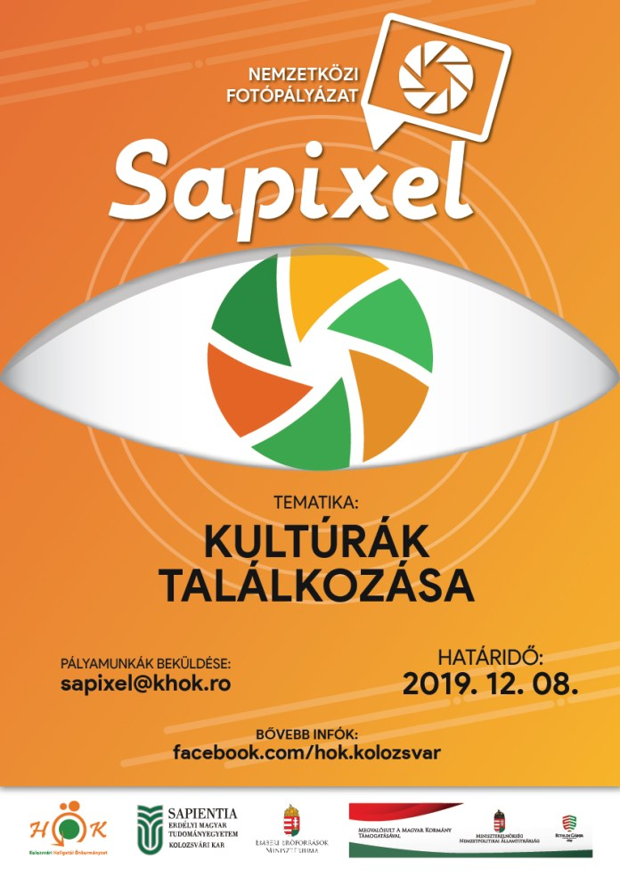 Sapixel 2019 plakat HU-01